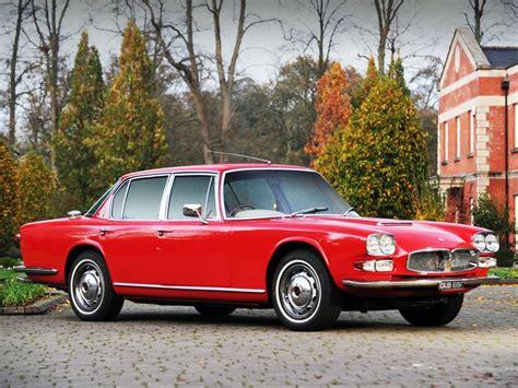 vintage maserati quattroporte maserati quattroporte 1963 1960 to 1969 carz