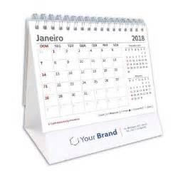 Calendario De Mesa Calend 225 De Mesa Personalizado Portal Free Shop Brindes