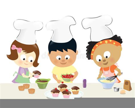 free childrens clipart free cooking clipart free images at clker