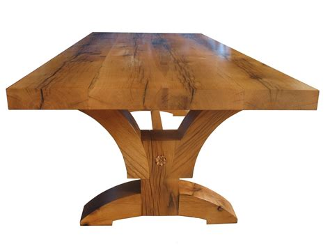 custom made oak tables custom oak dining table by ober woodworking
