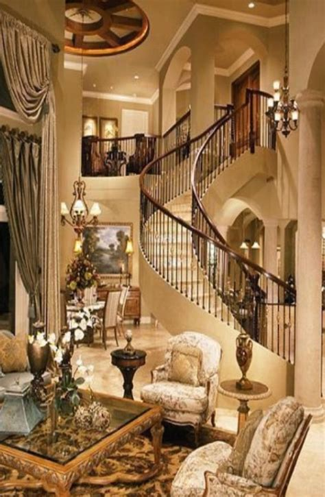 posh home decor luxury home interiors grand mansions castles dream