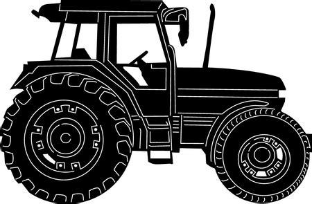 john deere tractor silhouette at getdrawings.com | free
