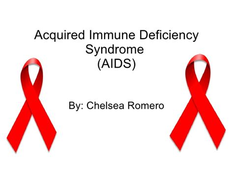 Aids Powerpoint Aid Powerpoint Slides