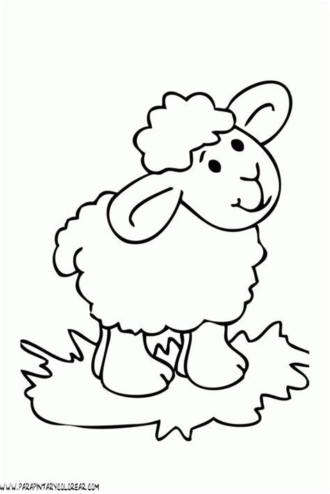 clipart de ovejas para colorear imagui ovejas dibujos buscar con google ovejas para cristi