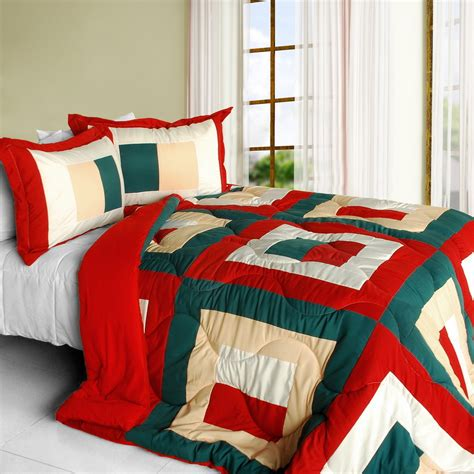 queen size down comforter sets in my life a quilted patchwork down alternative