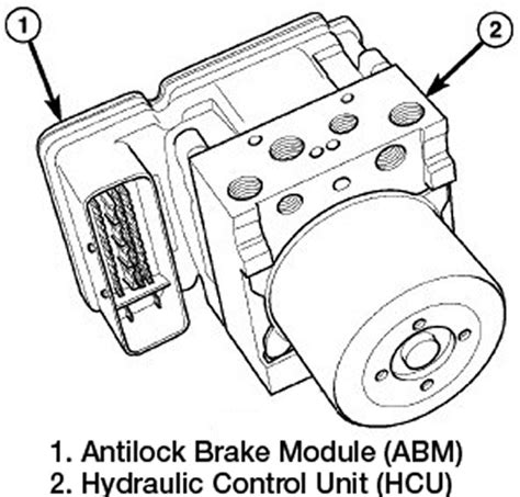 repair anti lock braking 2007 ford f150 transmission control repair guides anti lock brake system integrated