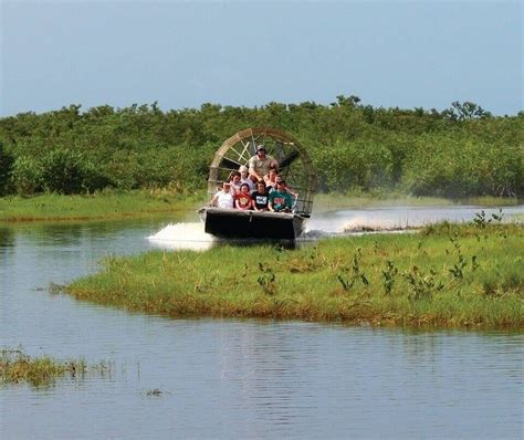 fan boat everglades national park the best safety tips for your airboat rides around the