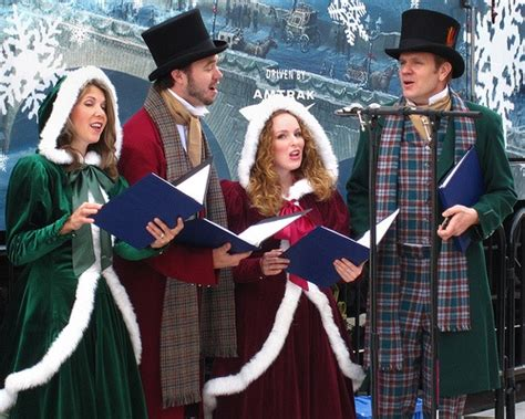 carolling or caroling and christmas music askmarion