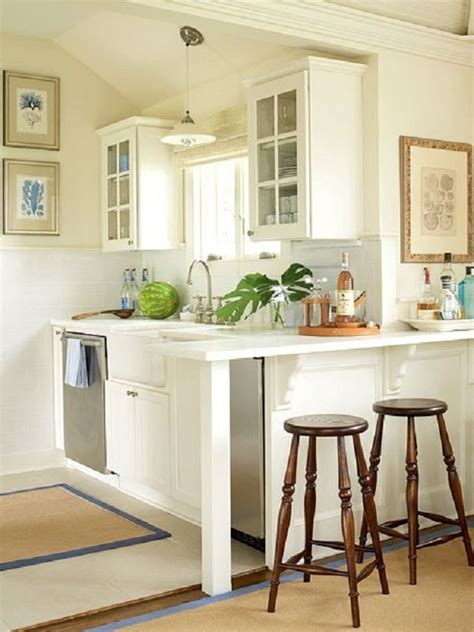kitchen ideas small spaces 27 space saving design ideas for small kitchens
