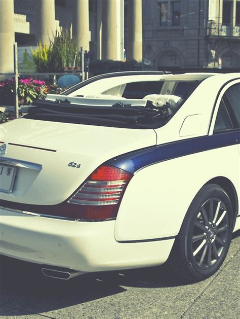 maybach landaulet semi convertible 149 best maybach images on maybach cars