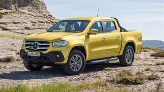 mercedes x class 2018 revealed car news carsguide