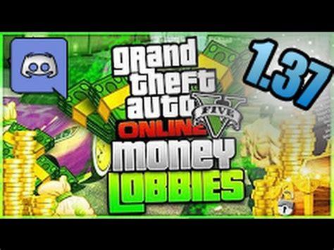 gta 5 online crazy!! money lobby 1.37 unlimited money rp