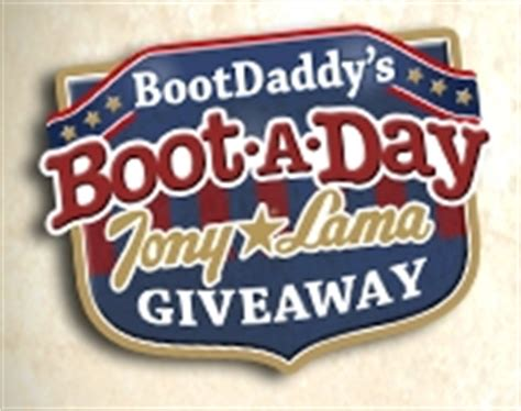 Bootdaddy Com Giveaway - bootdaddy s boot a day tony lama giveaway