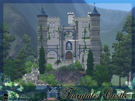 sims downloads castle