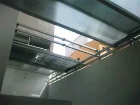 techo policarbonato corredizo techo de policarbonato corredizo miraflores peru youtube