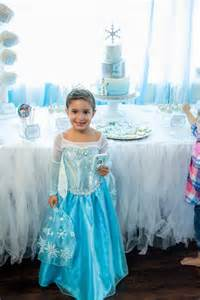 kara s party ideas frozen themed fifth birthday party