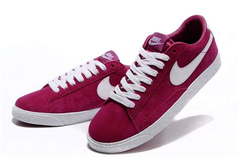 cheap low nike blazer 1st i winered