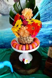 Tropical Themed Desserts - kara s party ideas moana birthday party kara s party ideas