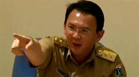 ahok is classify jakarta s governor