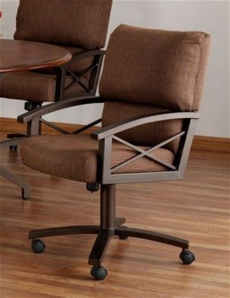 1000 images about dining chairs on rollers on