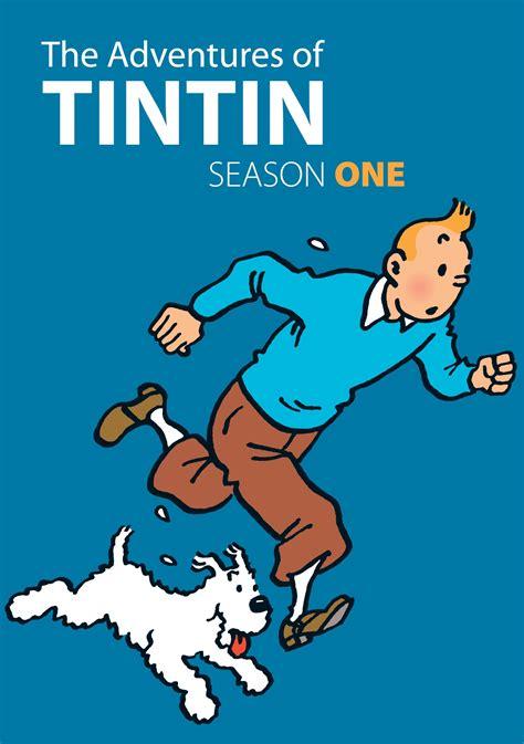 film cartoon tintin the adventures of tintin season one us dvd release