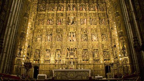entrada catedral de sevilla catedral de sevilla sevilla reserva de entradas y tours