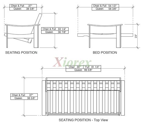 standard sofa bed dimensions dimensions of a standard futon