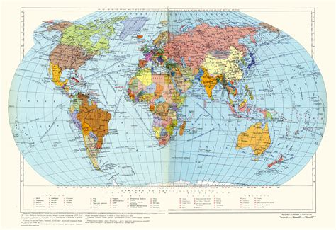 world map image large large detailed political map of the world since soviet