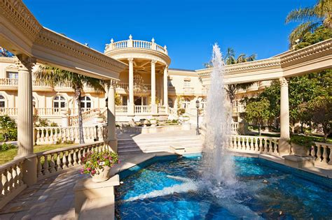 Neoclassical Homes by Extravagant Palais Des Belair 8