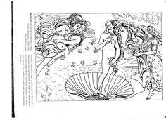 printable coloring pages renaissance 1000 images about renascimento colorir on pinterest