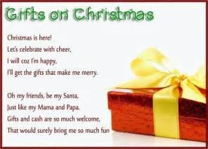 25 christmas poems to wish