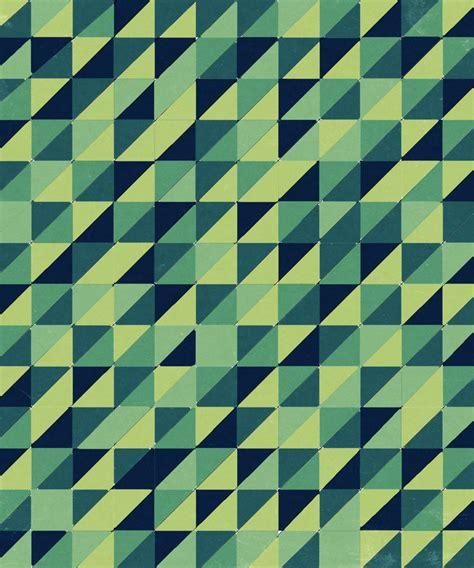 what is pattern in design retro triangular pattern design in pixelmator triplet