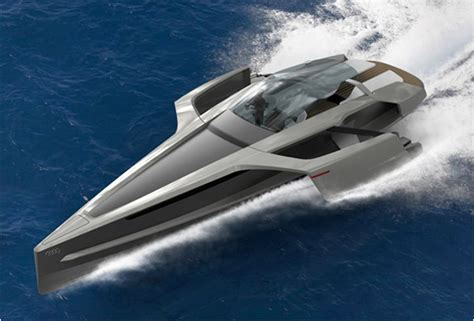 trimaran cycle audi trimaran yacht