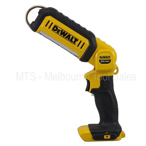 dewalt 20v area light dewalt dcl050 18v 20v max xr cordless led area work