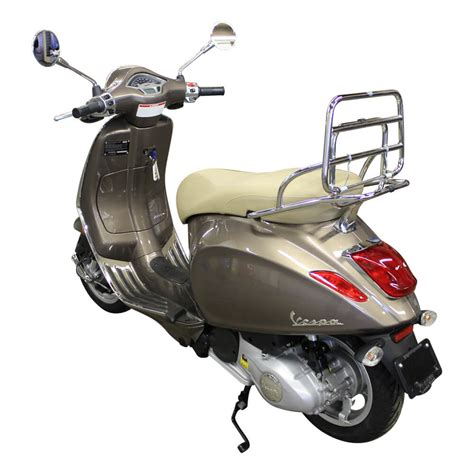 Aksesoris Vespa Back Rack Vespa Primavera Chrome scooter luggage rack vespa sprint primavera