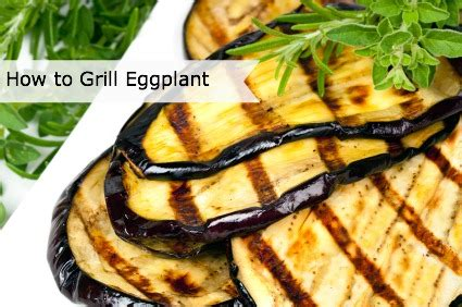 grilling eggplant a quick and healthy side dish natural green mom