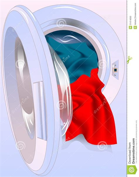 colored clothes wash in what temperature washing machine stock photo image 31414050