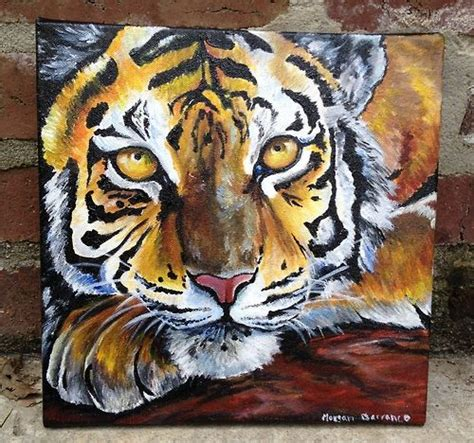 Painting Tiger 46 best images about animal paintings on drawings purple painting and