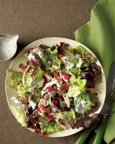 chicken salad recipes martha stewart chicken and grape salad recipe martha stewart