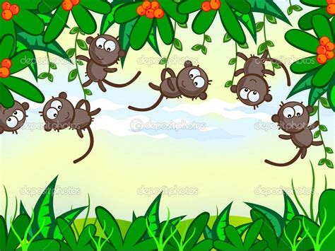 wallpaper cartoon monkey baby monkey cartoon wallpaper www pixshark com images