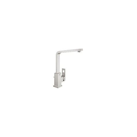 robinetterie evier grohe grohe eurocube mitigeur 233 vier l bec 31255dc0