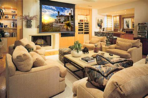 Big Comfy Armchair Design Ideas Media Rooms Gallery