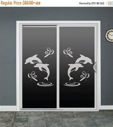 Door Decal by Dolphin Glass Door Decals Sliding Door Decal Door By