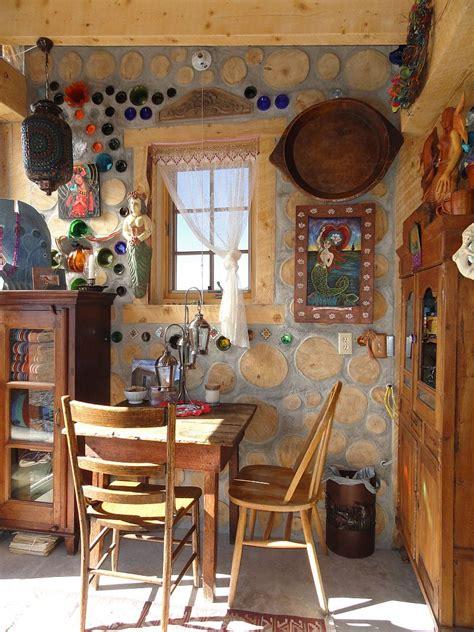 mermaid cottage in colorado cordwood construction