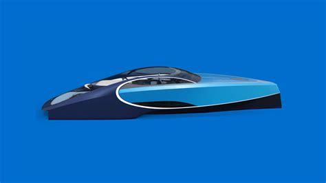 bugatti boat bugatti debuts chiron inspired niniette 66 yacht