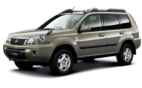 nissan x trail stt 4wd at 2 0 2005 japanese vehicle