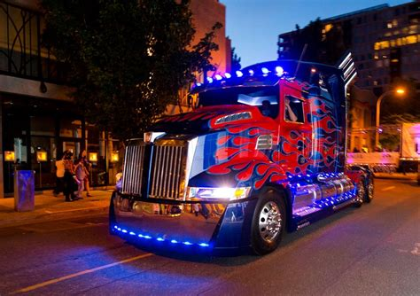 Car Rental Age Portland Transformers Age Of Extinction Western Truck Optimus