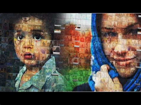 Mosaic Photo Reveal After Effects Template Youtube Free Photo Mosaic After Effects Templates