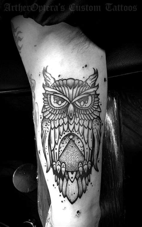 owl tattoo guy 51 owl tattoos on arm