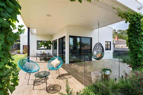 Terrasse Couverte Maison by Originale Maison Contemporaine Sur La C 244 Te Australienne